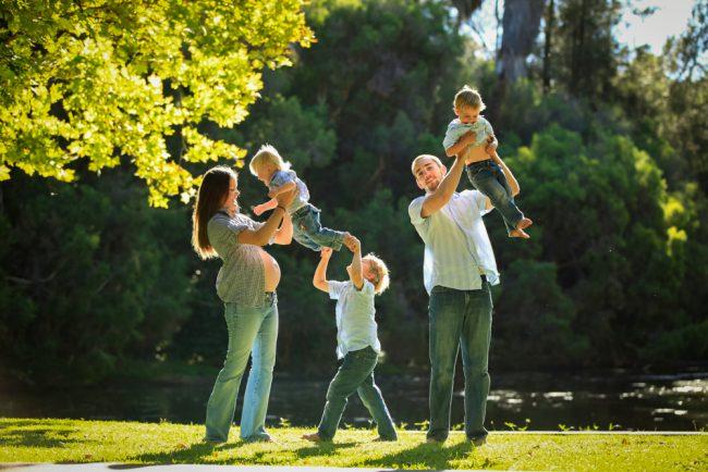 Marion Landon Photographie - enceinte - famille